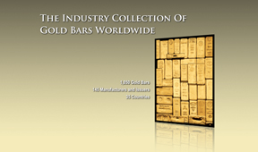 The Industry Collection of Gold Bars Worldwide