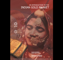 An Introduction to the Indian Gold Market